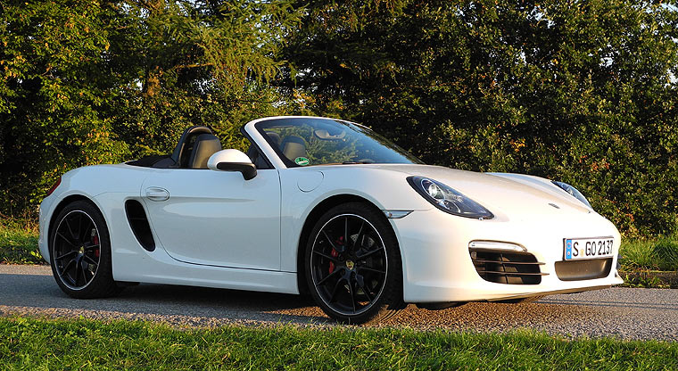 porsche boxster s endlich auch f r m nner. Black Bedroom Furniture Sets. Home Design Ideas