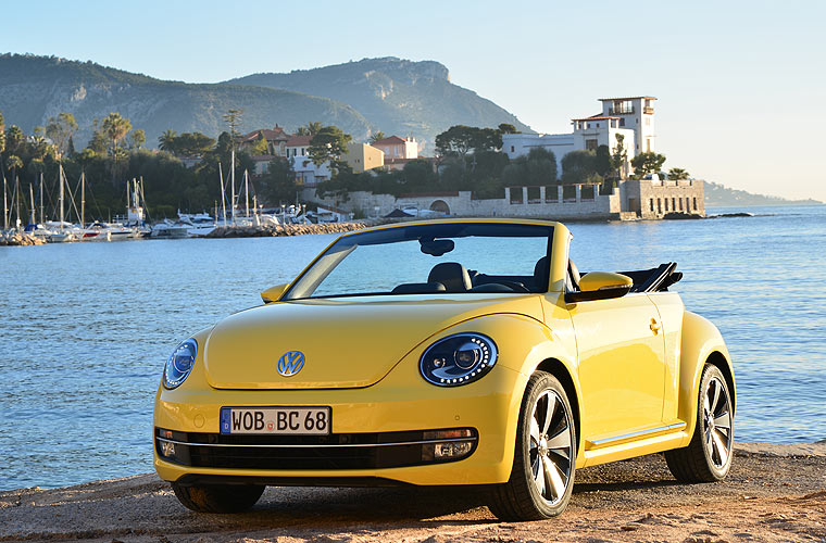 volkswagen beetle cabriolet spa muss sein. Black Bedroom Furniture Sets. Home Design Ideas