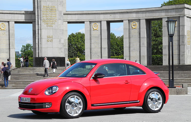 volkswagen beetle nostalgische lustgef hle. Black Bedroom Furniture Sets. Home Design Ideas