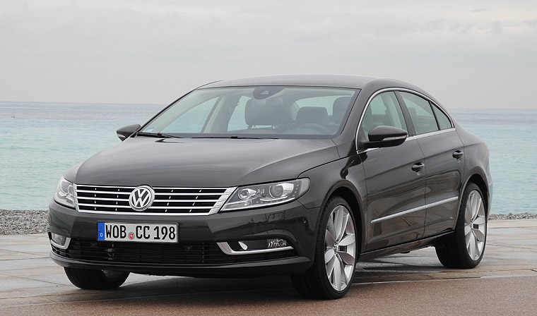 volkswagen cc luxus in der mittelklasse. Black Bedroom Furniture Sets. Home Design Ideas
