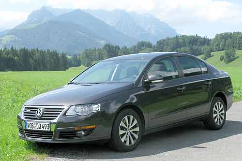 VW Passat BlueTDI