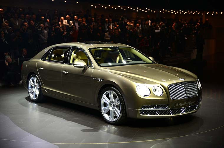 Bentley Flying Spur Neuwagen