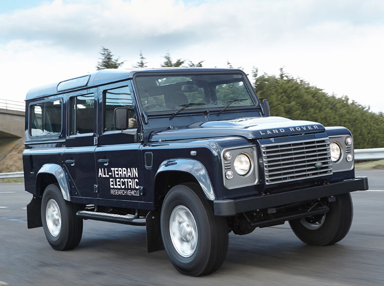 Land Rover Electric Defender Neuwagen