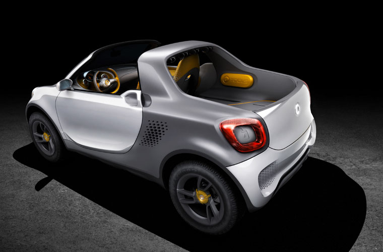 Smart For Us Neuwagen