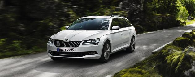 Skoda Superb Green Line