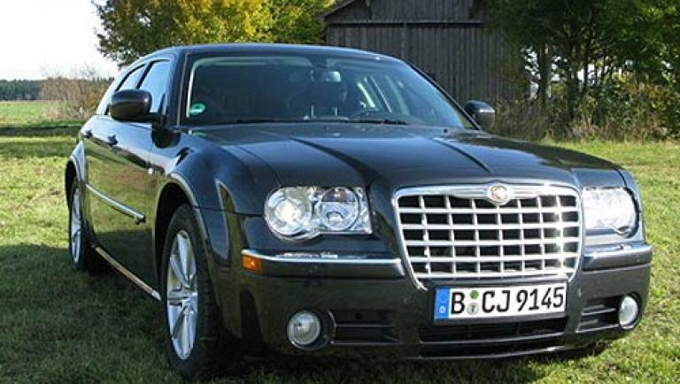 Der Chrysler 300C