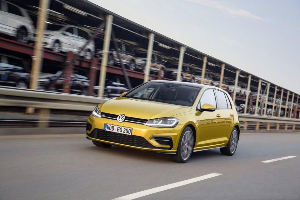 VW liftet den Golf