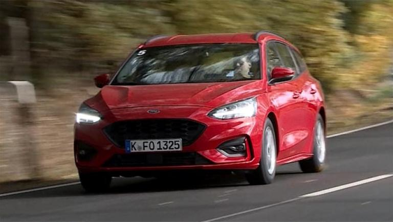 Ford Focus Turnier vierte Generation