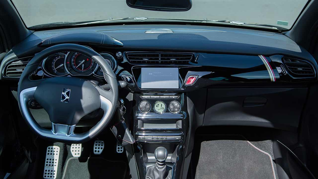 DS 3 Performance Cockpit
