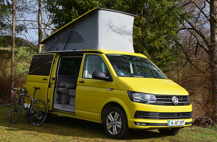 volkswagen california beach. Black Bedroom Furniture Sets. Home Design Ideas