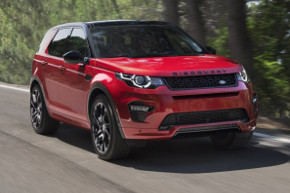 Land Rover Discovery Sport TD4  | Foto: Land Rover