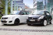Suzuki Swift BlackWhite