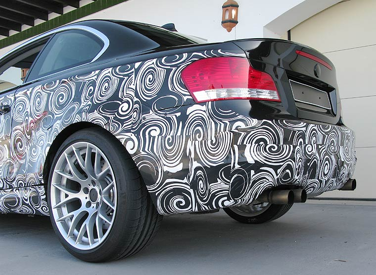 bmw 1coupe