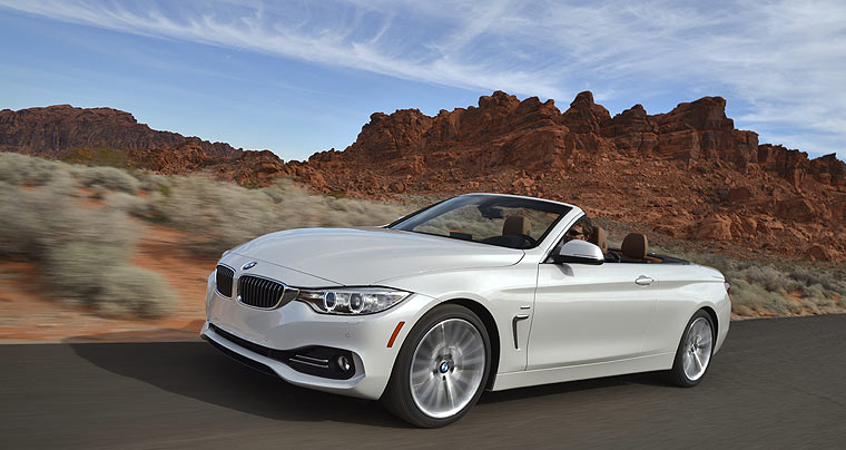 bmw 435i cabriolet lasst es sommer werden. Black Bedroom Furniture Sets. Home Design Ideas