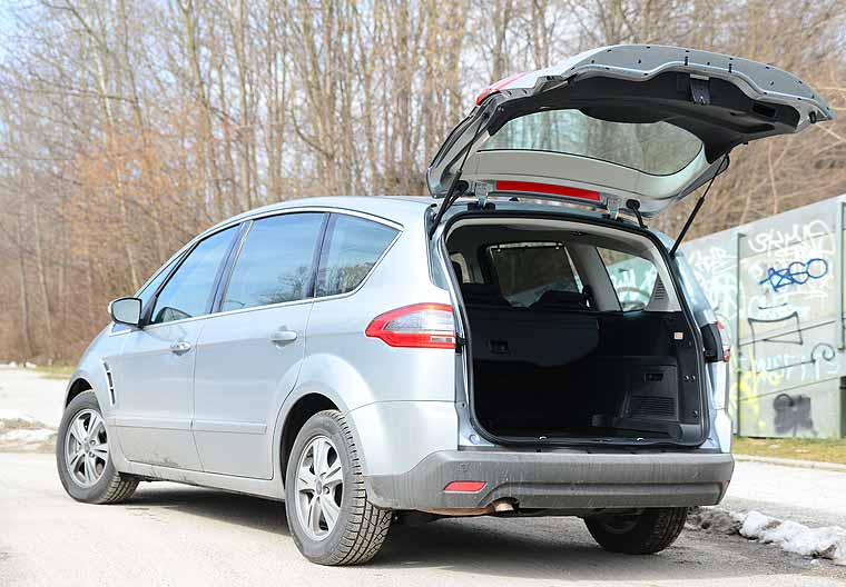 ford s max 1 6 l ecoboost titanium. Black Bedroom Furniture Sets. Home Design Ideas